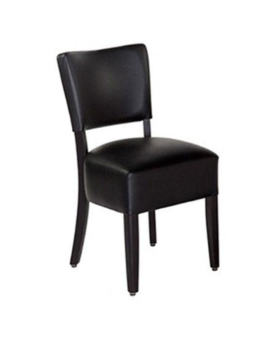 Chaise Marta Noir